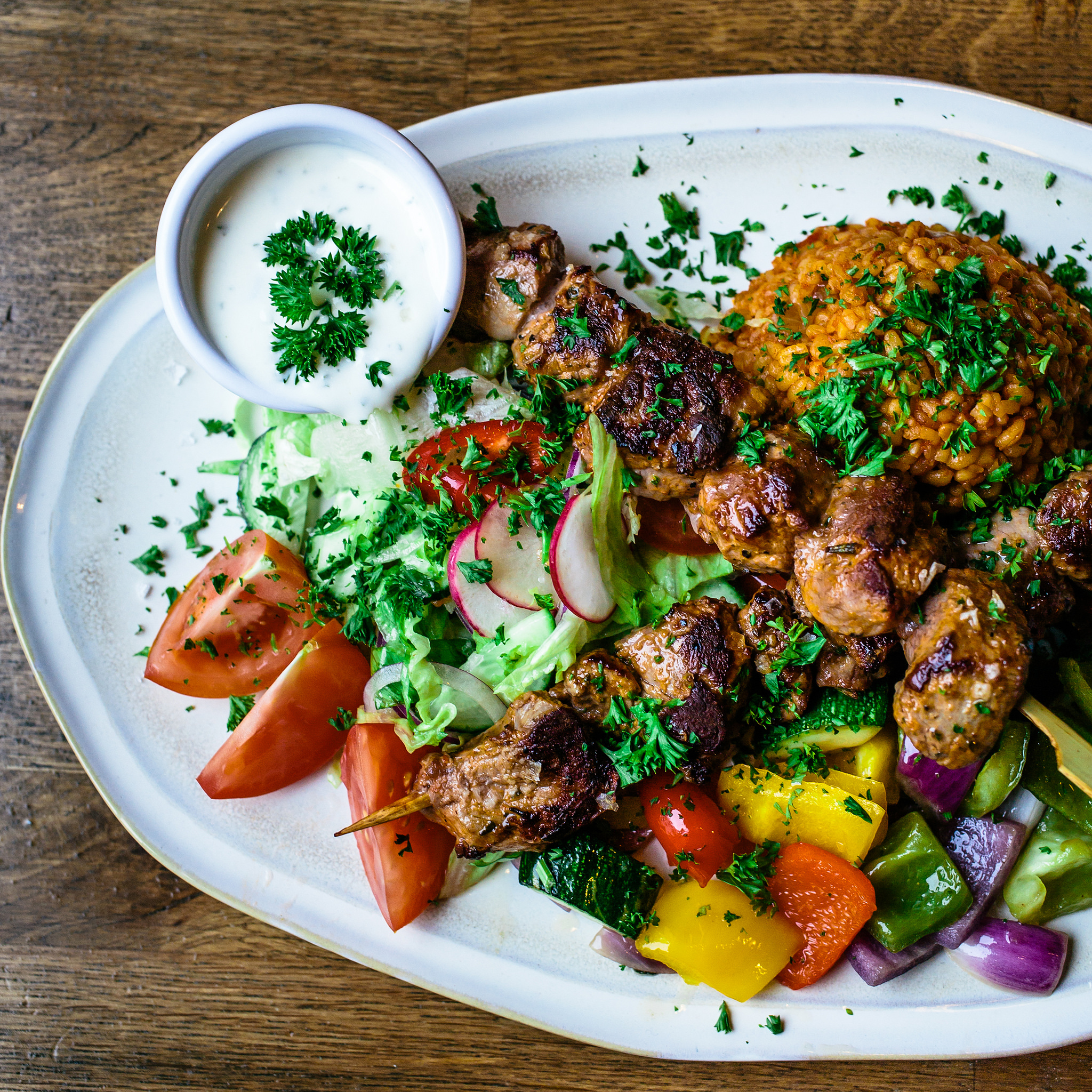 A turkish taste at last the reykjavik grapevine for A taste of turkish cuisine