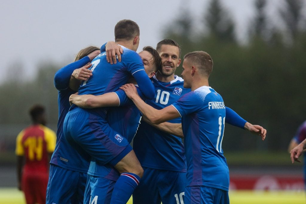 Iceland Football Team Draw France 2-2, Are Officially As Good As World Champions - The Reykjavik Grapevine