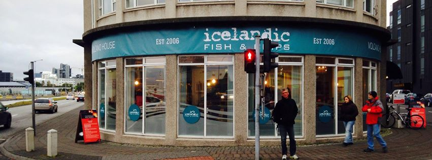 Icelandic fish chips the reykjavik grapevine for Icelandic fish and chips