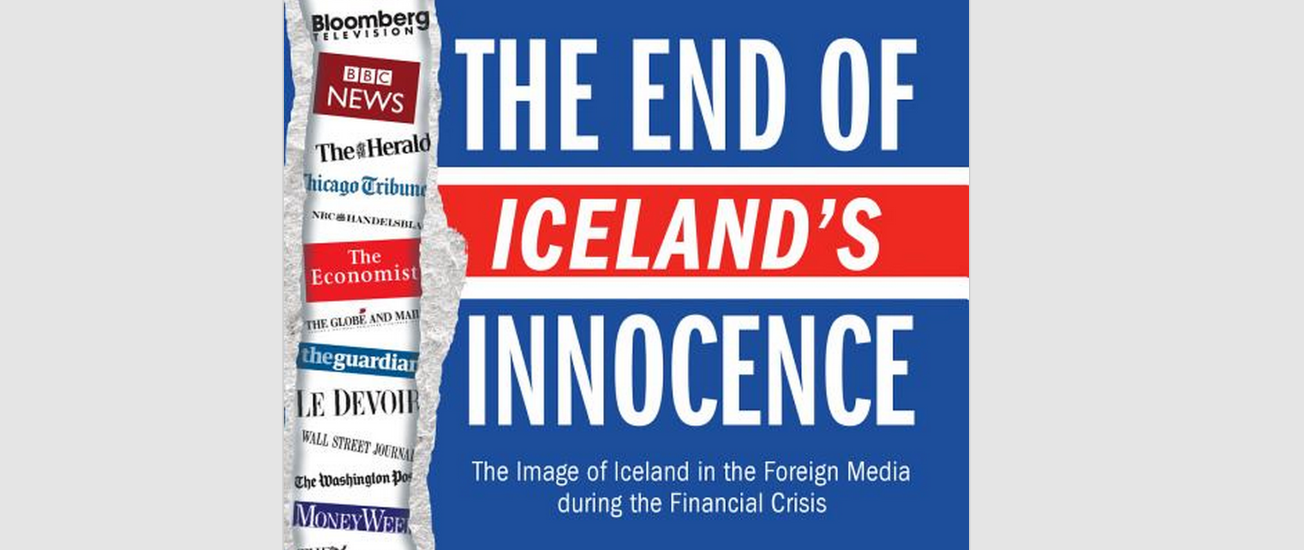 iceland s economy during the credit crunch The banks themselves suddenly stopped lending to each other and countries such as iceland  economic thinking during the  rbnz - origins of credit crunch.
