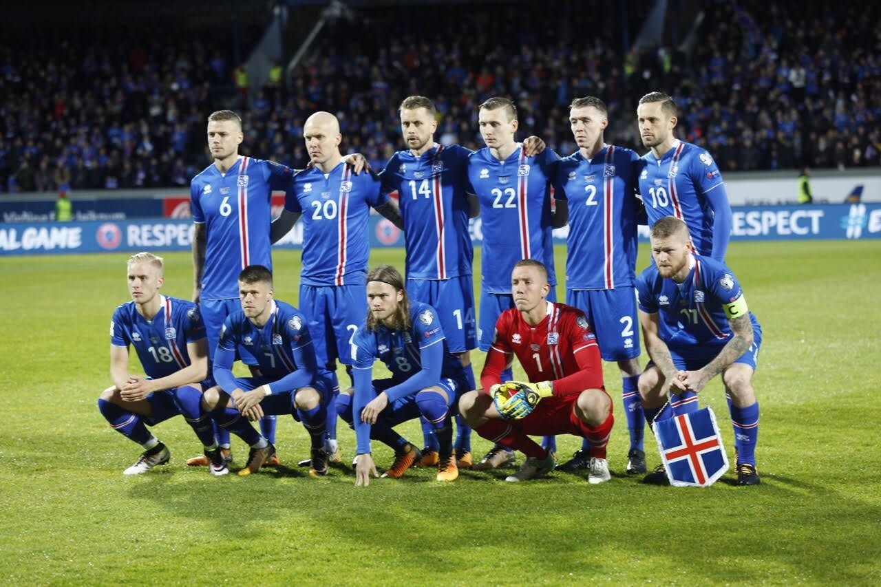 iceland will play in a new jersey in the world cup the